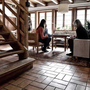 Treppenhaus Lounge